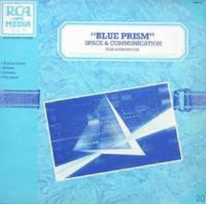Jean-louis Bucchi - Blue Prism - Space & Communication CD (album) cover