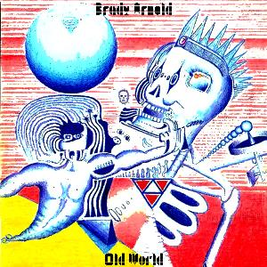 Brady Arnold - Old World CD (album) cover