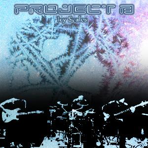 Brady Arnold - Project B: Icy Scales CD (album) cover
