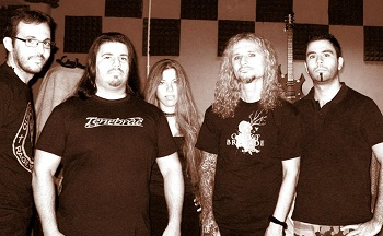 TENEBRAE image groupe band picture