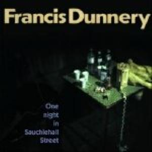 Francis Dunnery - One Night In Sauchiehall Street CD (album) cover