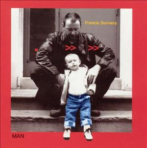 Francis Dunnery - Man CD (album) cover