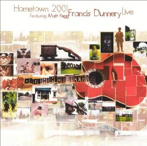 Francis Dunnery - Hometown 2001 CD (album) cover