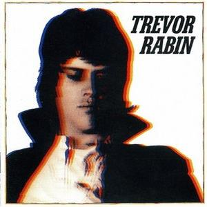 Trevor Rabin - Trevor Rabin CD (album) cover