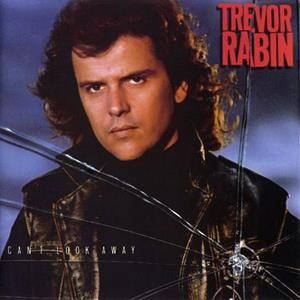 Trevor Rabin - Can't Look Away CD (album) cover