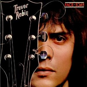 Trevor Rabin - Face To Face CD (album) cover