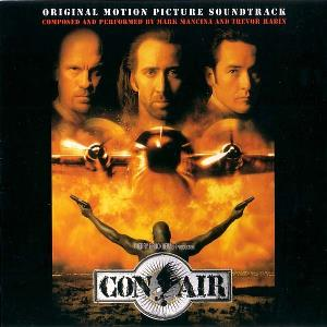 Trevor Rabin - Con Air (original Motion Picture Soundtrack) CD (album) cover