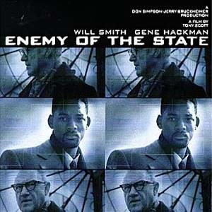 Trevor Rabin - Enemy Of The State (original Motion Picture Soundtrack) CD (album) cover