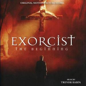 Trevor Rabin - Exorcist: The Beginning (original Motion Picture Soundtrack) CD (album) cover