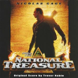 Trevor Rabin - National Treasure (original Motion Picture Soundtrack) CD (album) cover