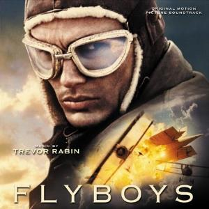 Trevor Rabin - Flyboys (original Motion Picture Soundtrack) CD (album) cover