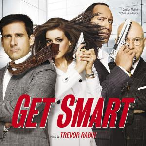 Trevor Rabin - Get Smart (original Motion Picture Soundtrack) CD (album) cover