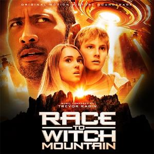 Trevor Rabin - Race To Witch Mountain (original Motion Picture Soundtrack) CD (album) cover