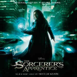Trevor Rabin - The Sorcerer's Apprentice (original Motion Picture Score) CD (album) cover