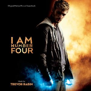 Trevor Rabin - I Am Number Four (original Motion Picture Soundtrack) CD (album) cover