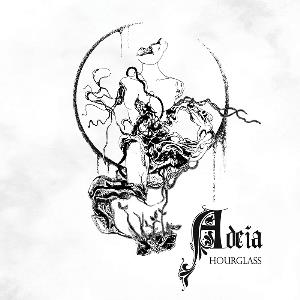 Adeia - Hourglass CD (album) cover