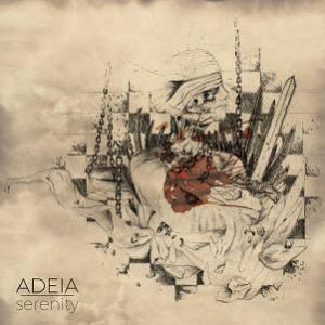 Adeia - Serenity CD (album) cover