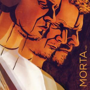 MORTA - High CD album cover