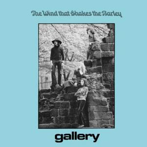 Gallery - The Wind That Shakes The Barley CD (album) cover
