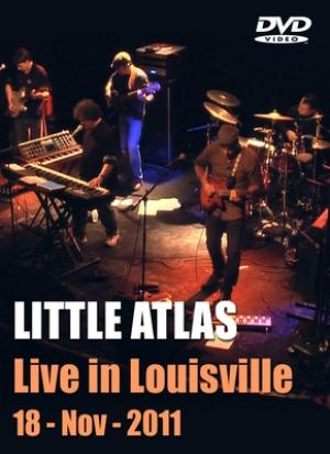 Little Atlas Live In Louisville CD album cover