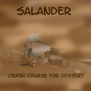 Salander - Crash Course For Dessert CD (album) cover