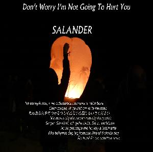 Salander - Don't Worry I'm Not Going To Hurt You CD (album) cover