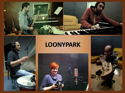 LOONYPARK image groupe band picture