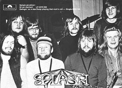 SPLASH image groupe band picture