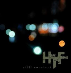 Hope To Find - Still Constant CD (album) cover