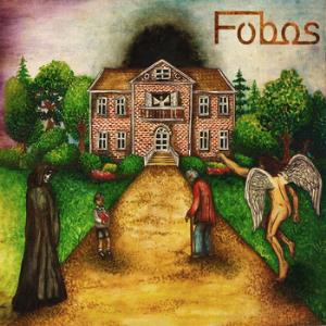 FOBOS - Fobos CD album cover