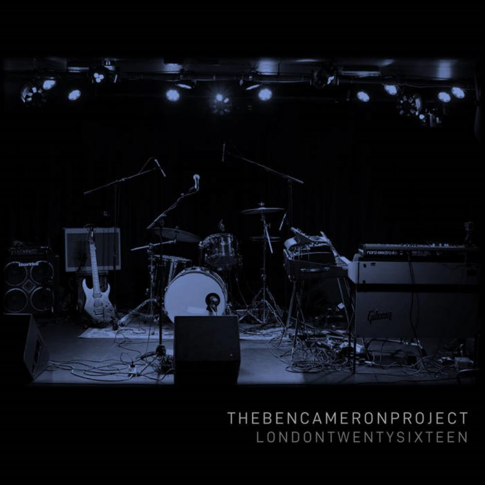The Ben Cameron Project - London Twenty Sixteen CD (album) cover