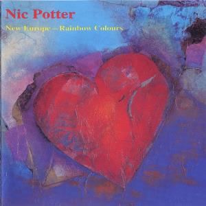 Nic Potter - New Europe - Rainbow Colours CD (album) cover