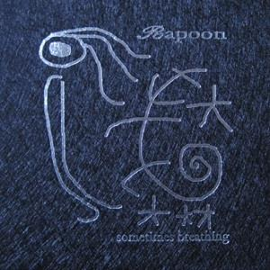Rapoon - Sometimes Breathing CD (album) cover