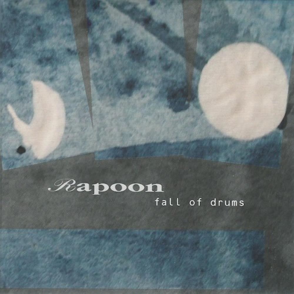 Rapoon - Fall Of Drums CD (album) cover