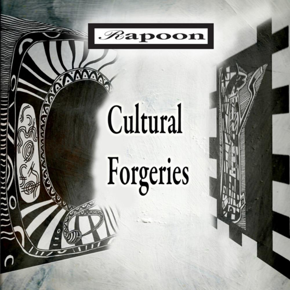 Rapoon - Cultural Forgeries CD (album) cover