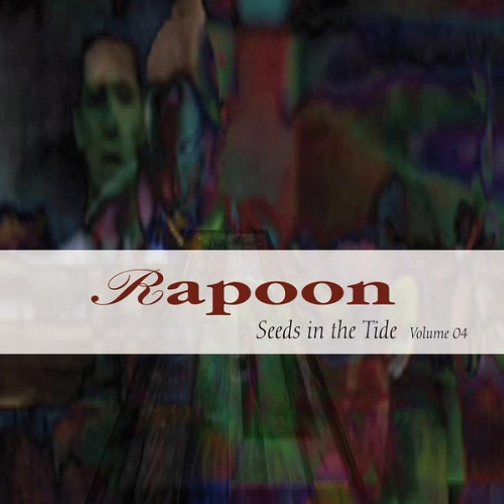 Rapoon - Seeds In The Tide Volume 04 CD (album) cover