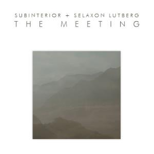 Subinterior - The Meeting (with Selaxon Lutberg) CD (album) cover
