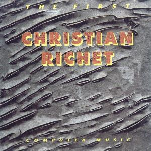 Christian Richet - The First CD (album) cover
