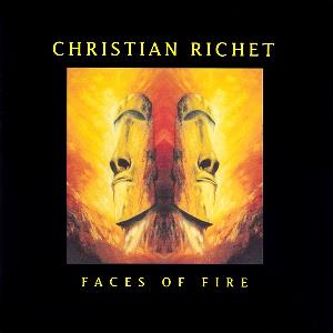 Christian Richet - Faces Of Fire CD (album) cover