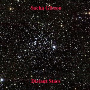 Sacha Gibson - Distant Stars CD (album) cover