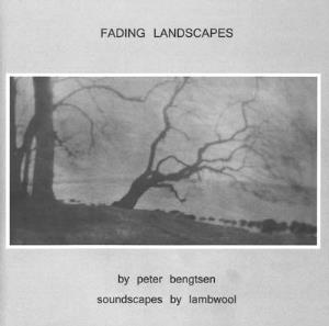 Lambwool - Fading Landscapes CD (album) cover