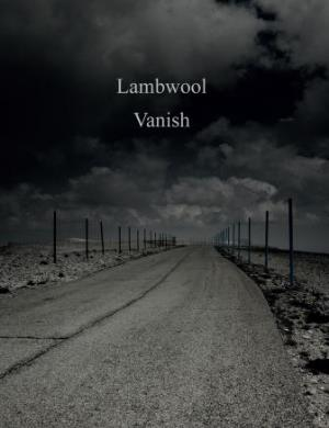Lambwool - Vanish CD (album) cover