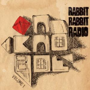 Rabbit Rabbit (carla Kihlstedt & Matthias Bossi) - Rabbit Rabbit Radio, Vol. 1 CD (album) cover