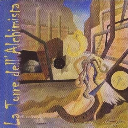 LA TORRE DELL ALCHIMISTA - Neo CD album cover