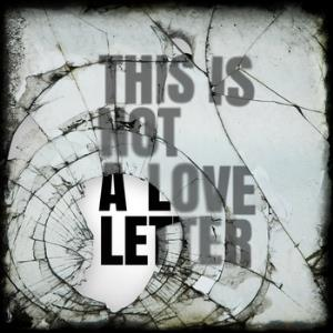 Jason Rubenstein - This Is Not A Love Letter CD (album) cover