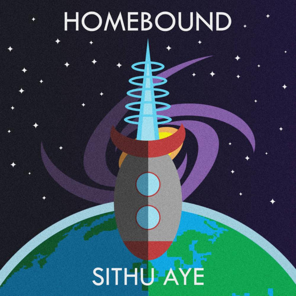 Sithu Aye - Homebound CD (album) cover
