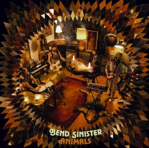 Bend Sinister - Animals CD (album) cover