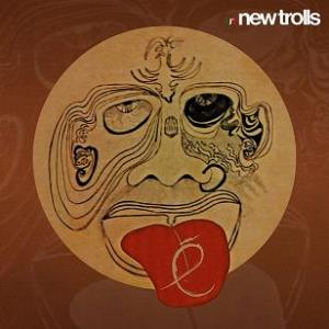 New Trolls E (as Ut New Trolls) CD album cover