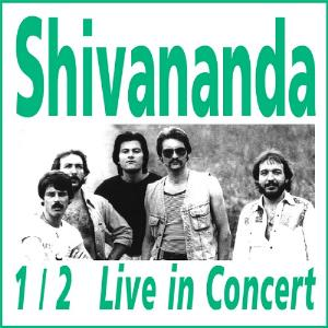 Shivananda - Live 1+2 CD (album) cover