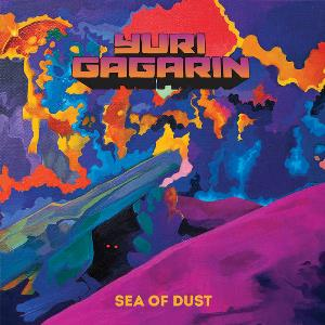 Yuri Gagarin - Sea Of Dust CD (album) cover